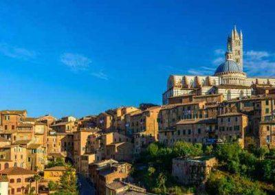 Skyline di Siena