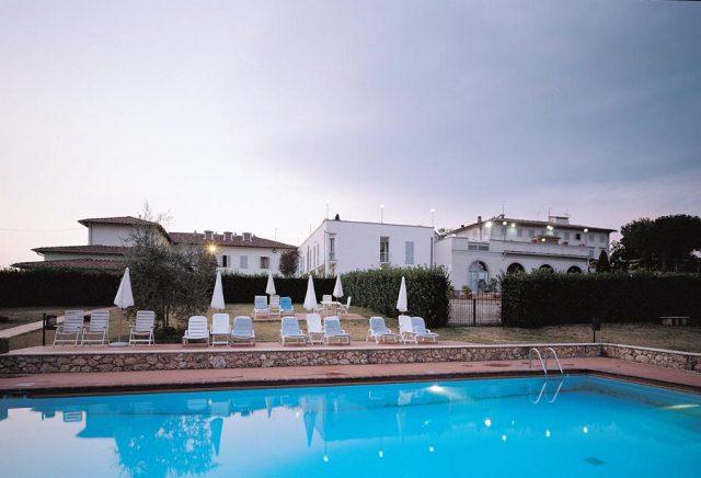 Hotel Siena Swimming Pool Near Downtown Hotel Italia
