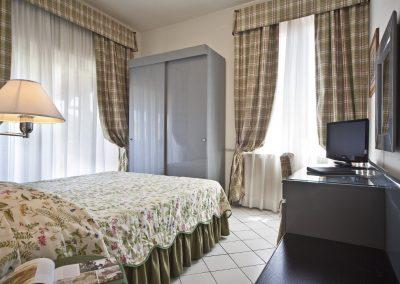 Standard-Doppelzimmer zur Nutzung als Einzelzimmer