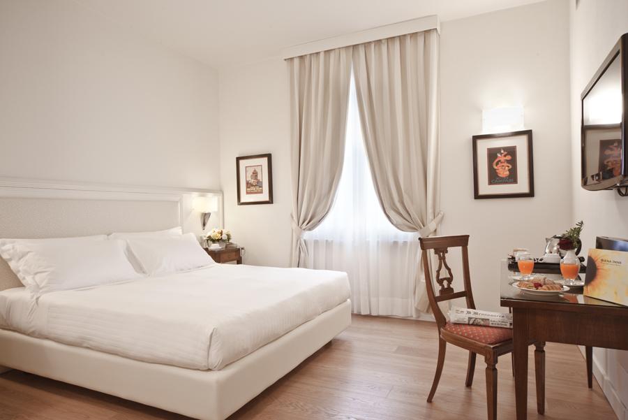 HOTEL ITALIA SIENA CAMERA EXECUTIVE 1