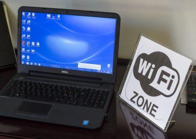 Kostenloser WiFi