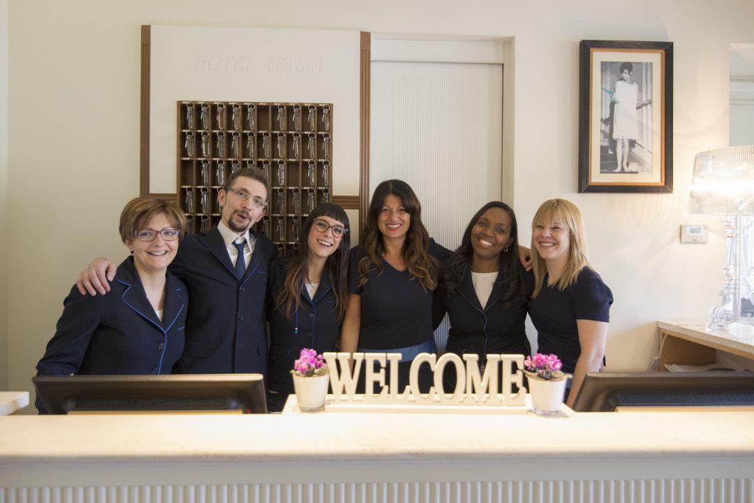 Wellcome to Hotel Italia