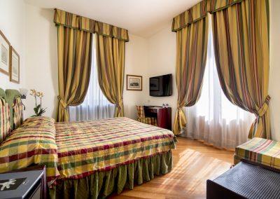 Superior-Doppelzimmer zur Nutzung als Einzelzimmer