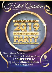 Locandina Capodanno 2019 Siena